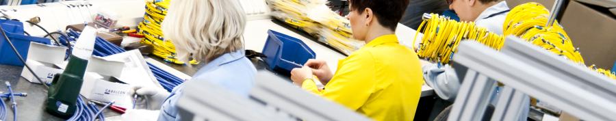 Specjalista w konfekcji wiązek kablowych i wyposażaniu szaf sterowniczych